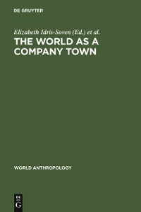 Cover The World as a Company Town