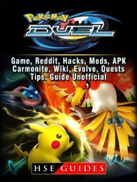 Cover Pokemon Duel, Game, Reddit, Hacks, Mods, APK, Carmonite, Wiki, Evolve, Quests, Tips, Guide Unofficial