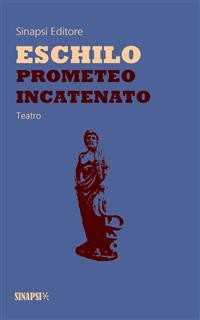 Cover Prometeo incatenato