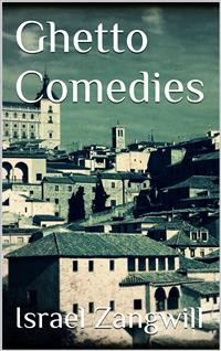 Cover Ghetto Comedies