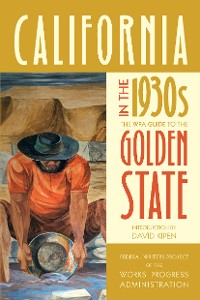 Cover California in the 1930s