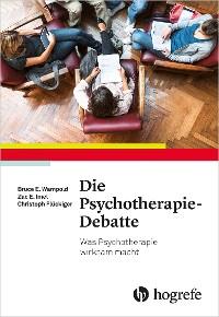Cover Die Psychotherapie-Debatte