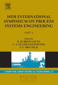 Cover 10th International Symposium on Process Systems Engineering - PSE2009