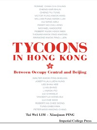 Cover Tycoons In Hong Kong