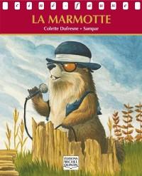 Cover Cine-faune - La marmotte