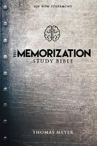 Cover Memorization Study Bible, The