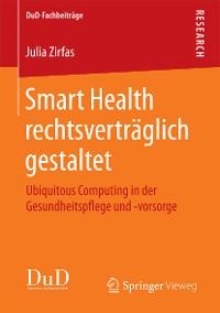 Cover Smart Health rechtsverträglich gestaltet