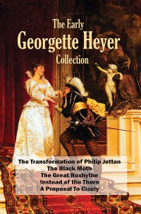 Cover The Early Georgette Heyer Collection