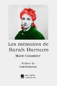Cover Les mémoires de Sarah Barnum