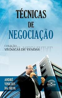 Cover Técnicas de Negociação