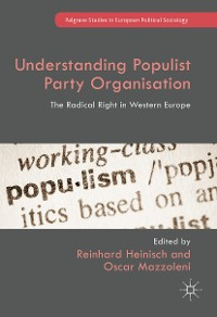 Cover Understanding Populist Party Organisation