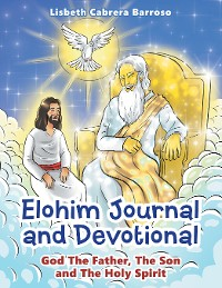 Cover Elohim Journal and Devotional