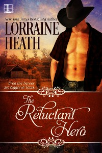 Cover The Reluctant Hero