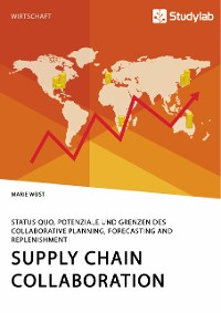 Cover Supply Chain Collaboration. Status quo, Potenziale und Grenzen des Collaborative Planning, Forecasting and Replenishment