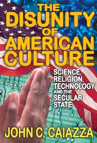 Cover The Disunity of American Culture