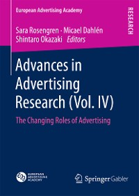 Cover Advances in Advertising Research (Vol. IV)