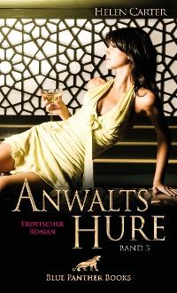 Cover Anwaltshure Band 3 | Erotischer Roman