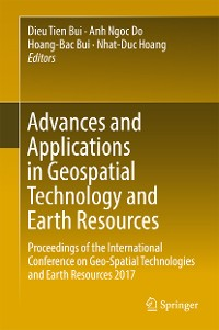 Cover Advances and Applications in Geospatial Technology and Earth Resources