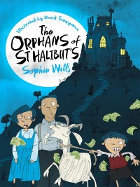 Cover The Orphans of St Halibut's