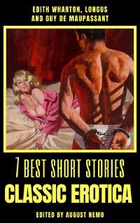 Cover 7 best short stories - Classic Erotica