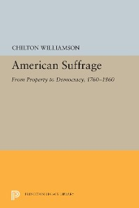 Cover American Suffrage
