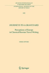 Cover Journeys to a Graveyard