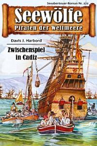 Cover Seewölfe - Piraten der Weltmeere 272