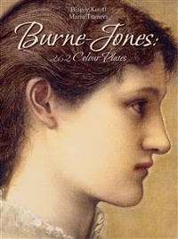 Cover Burne-Jones: 262 Colour Plates