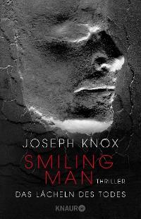 Cover Smiling Man. Das Lächeln des Todes