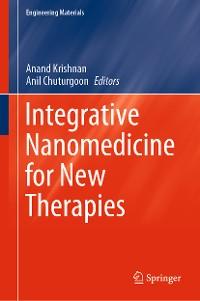 Cover Integrative Nanomedicine for New Therapies