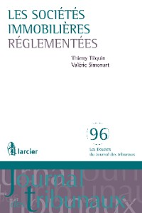 Cover Les sociétés immobilières réglementées