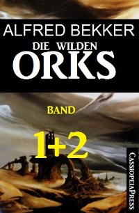 Cover Die wilden Orks, Band 1 und 2