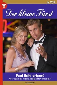 Cover Der kleine Fürst 239 – Adelsroman