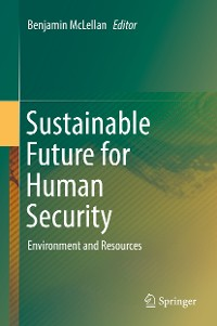 Cover Sustainable Future for Human Security