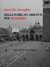 Cover Degli intricati misfatti per Artemisio