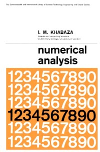 Cover Numerical Analysis