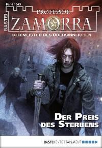 Cover Professor Zamorra - Folge 1043