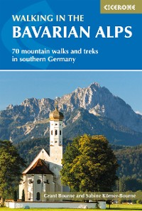 Cover Walking in the Bavarian Alps