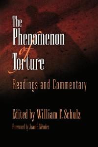 Cover The Phenomenon of Torture