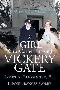 Cover The Girl Who Came Through Vickery Gate