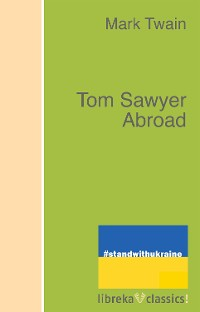 Cover Tom Sawyer Abroad