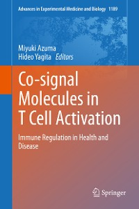 Cover Co-signal Molecules in T Cell Activation