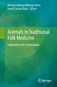 Cover Animals in Traditional Folk Medicine