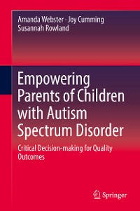 Cover Empowering Parents of Children with Autism Spectrum Disorder