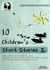 Cover 10 Children's Short Stories 2