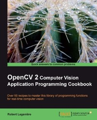 Cover OpenCV 2 Computer Vision Application Programming Cookbook