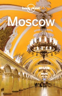Cover Lonely Planet Moscow