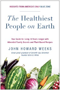 Cover The Healthiest People on Earth