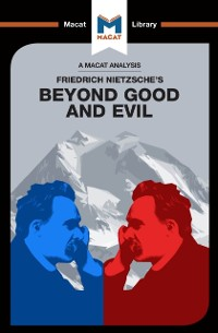 Cover Analysis of Friedrich Nietzsche's Beyond Good and Evil
