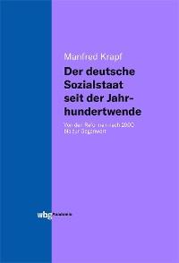 Cover Der deutsche Sozialstaat seit der Jahrhundertwende